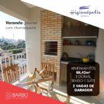 Apartamento 3 dormitórios Piracicaba SP